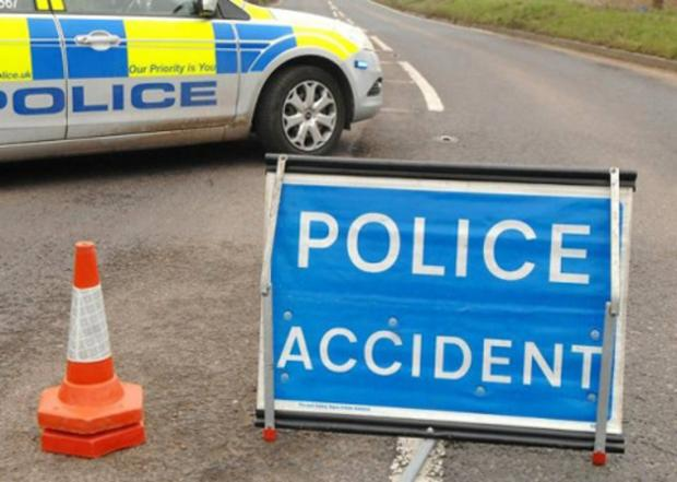 Cotswold Journal: Serious accident between van and motorcyclist