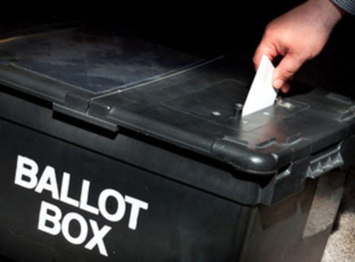 People urged to use their vote in European elections