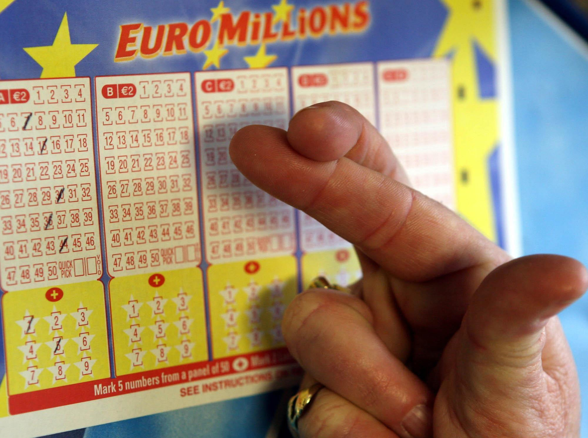 Is it you? Gloucestershire man gets lottery windfall