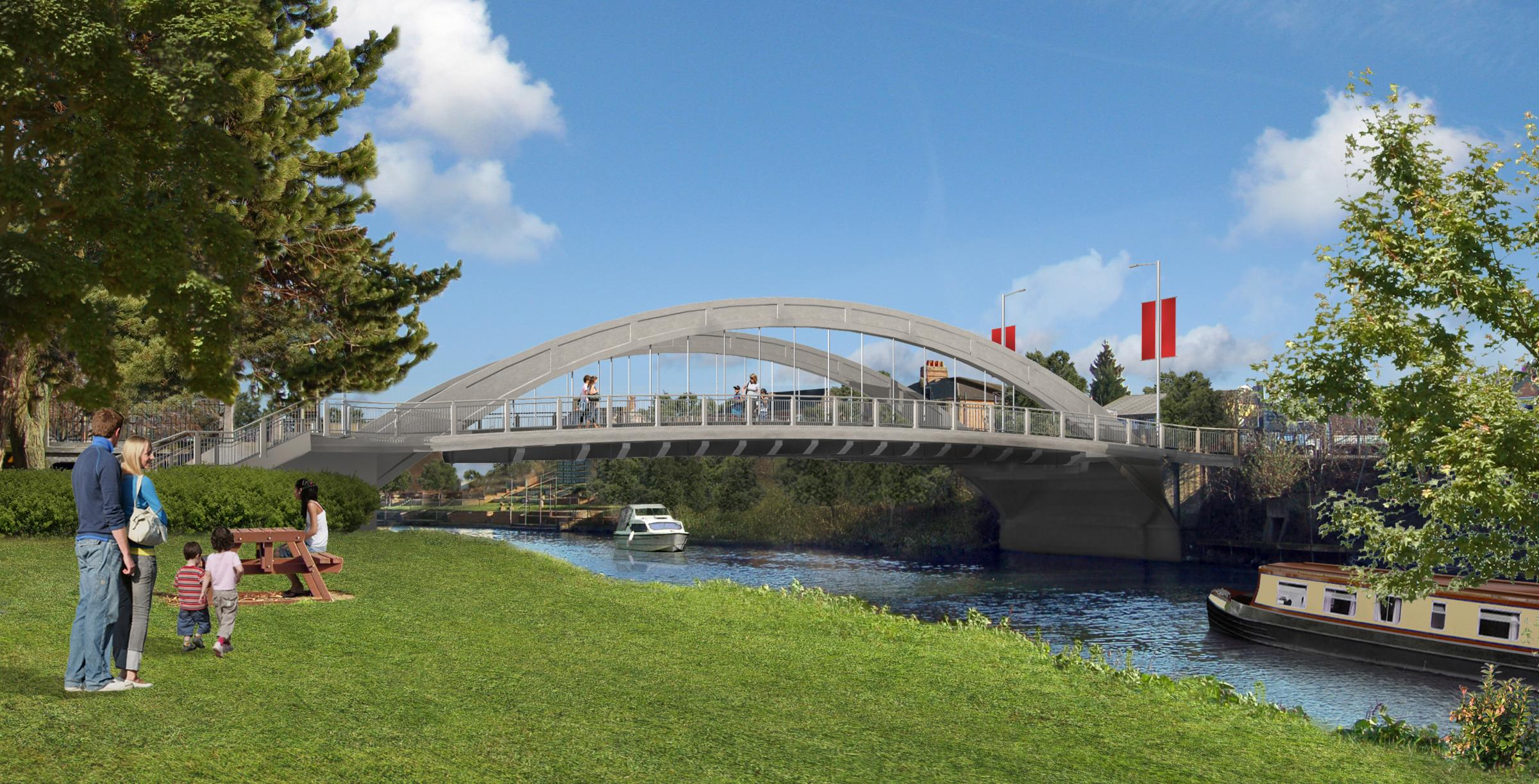 March 31: New date for Abbey Bridge completion announced