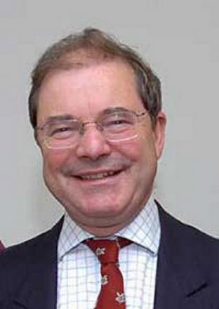 Cotswold MP Geoffrey Clifton- Brown
