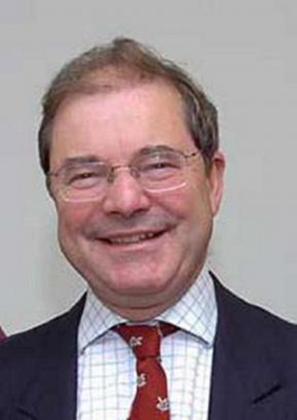 Cotswold MP Geoffrey Clifton-Brown