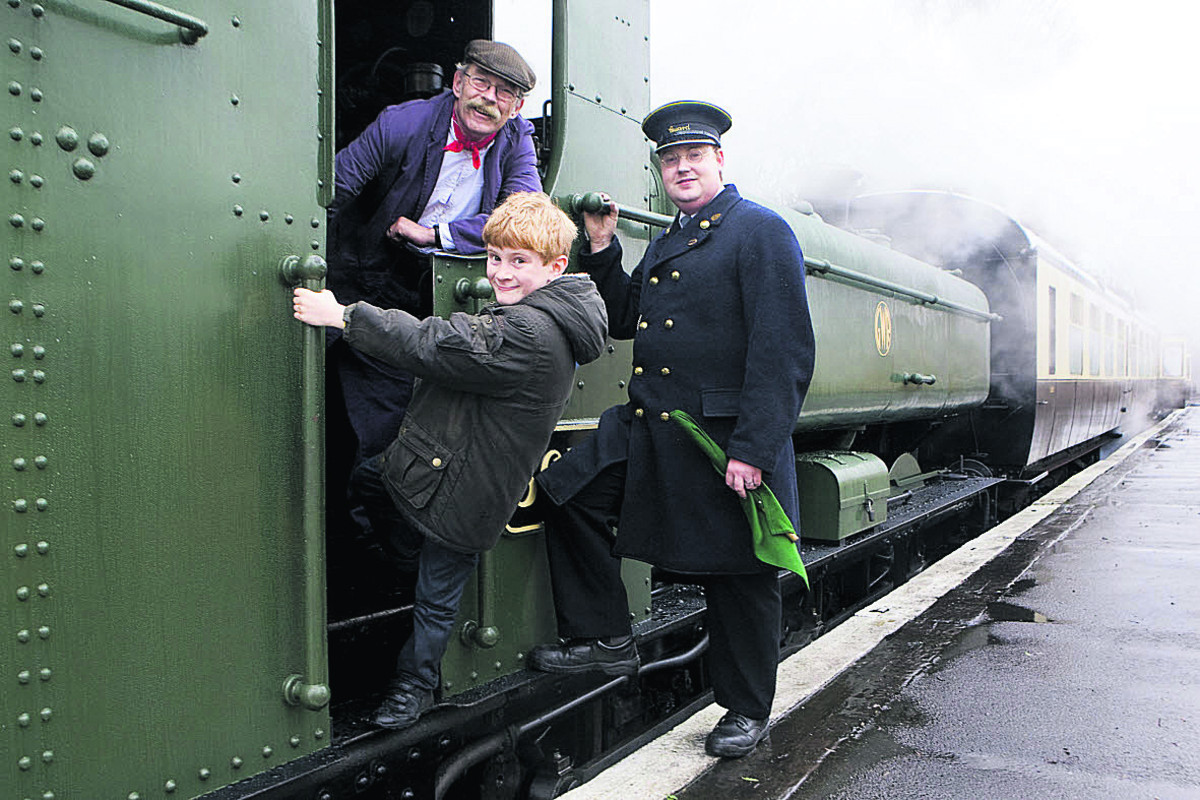 Take a trip back in time on GWR this weekend