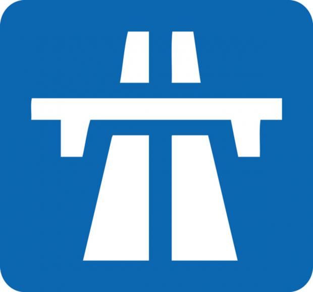 Cotswold Journal: One lane of M5 southbound closed