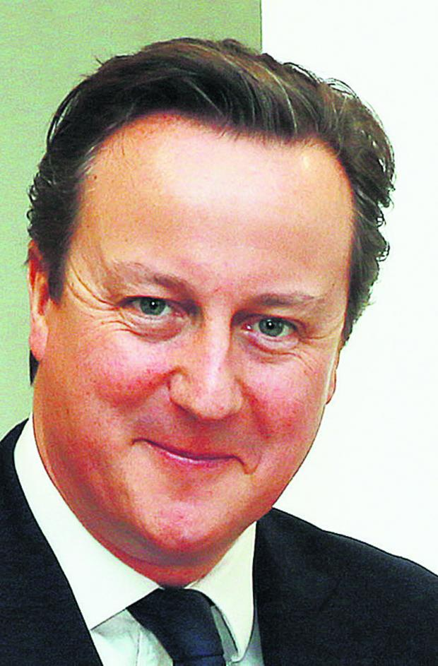 Cotswold Journal: Prime Minister David Cameron