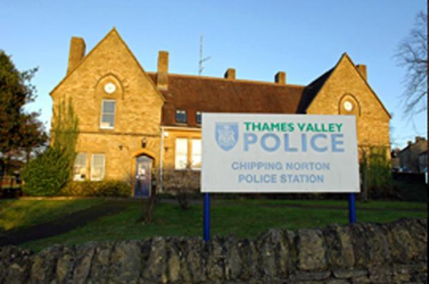 Bid to rescue town's police station