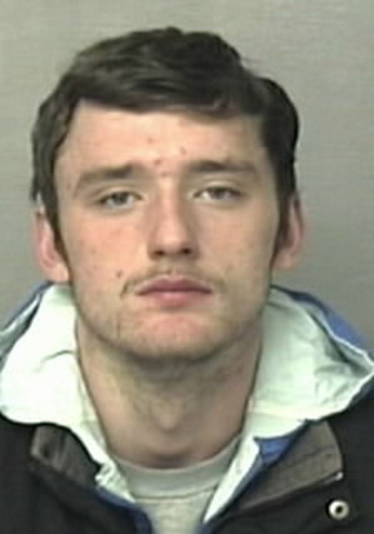 Liam Bowkett, jailed for 13 months