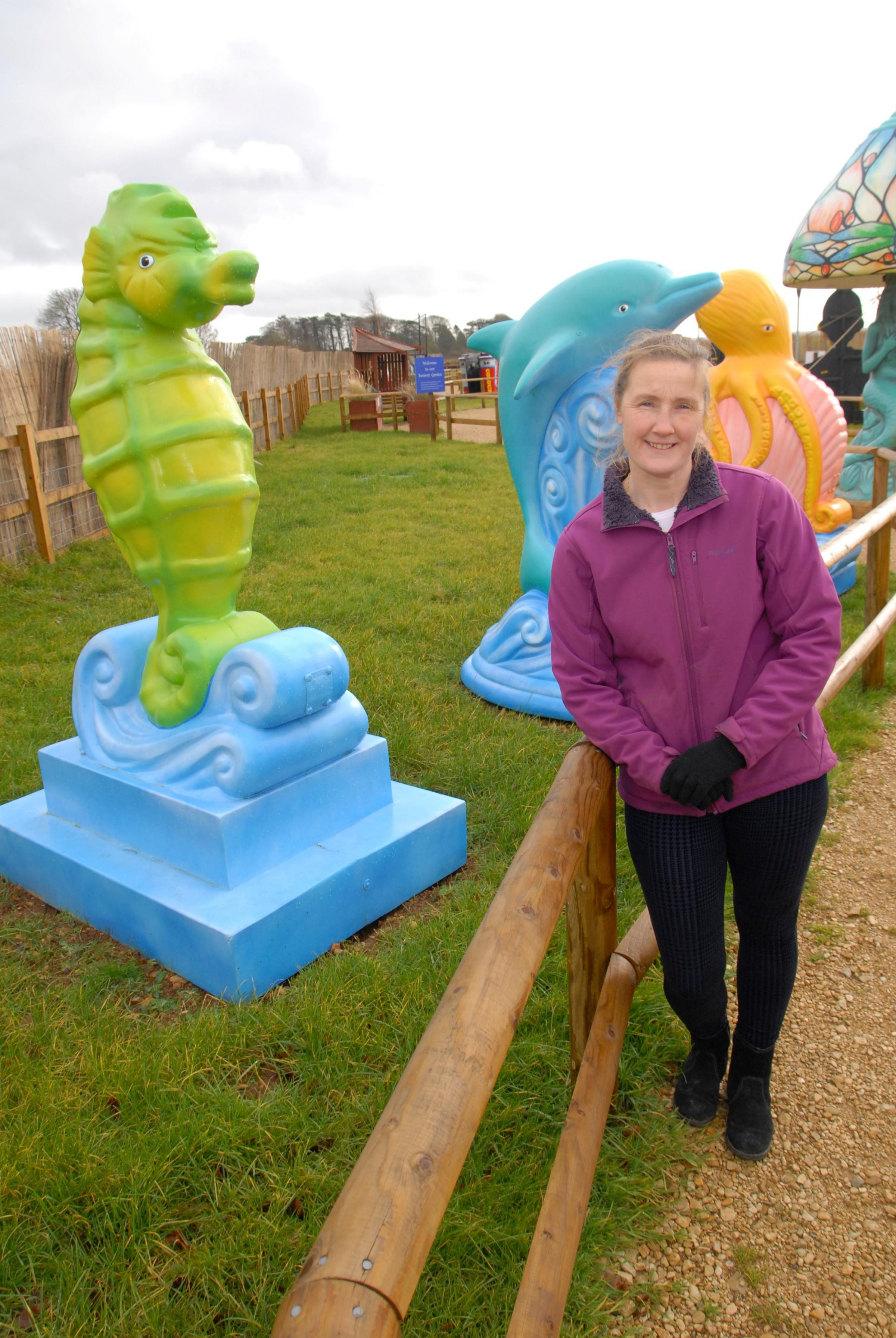 New attractions at Fairytale Farm