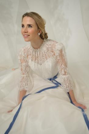 Brides-to-be can meet bridal designer