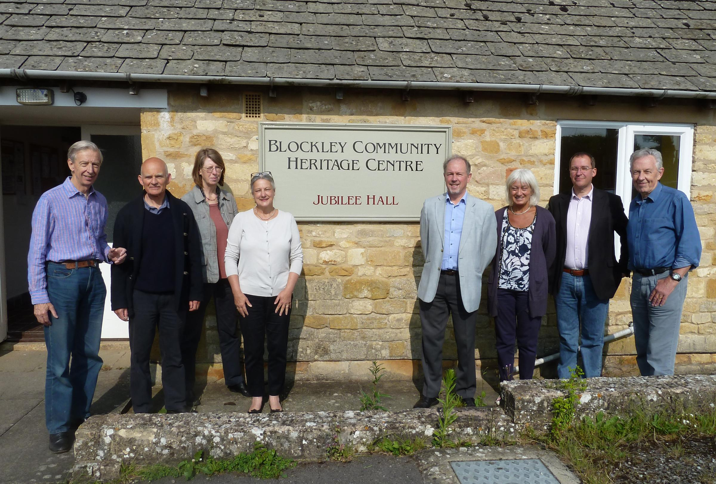 Blockley Heritage Centre a step closer