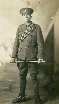 Thomas Rea, who served with B Squadron, 11th (Prince Albert's Own) Hussars, First Cavalry Brigade, First Cavalry Division and died in Belgium on June 7 1917 aged 28