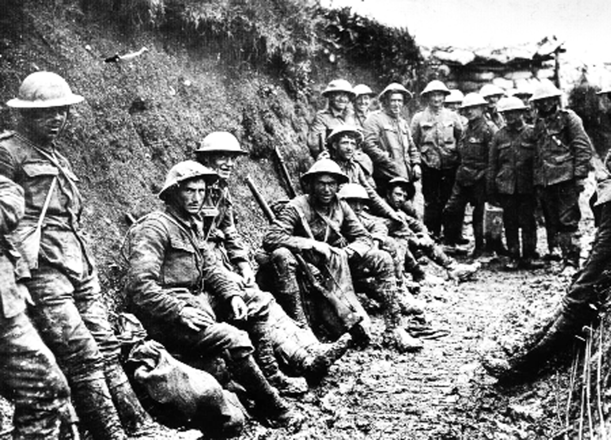 Council makes plans to mark First World War centenary