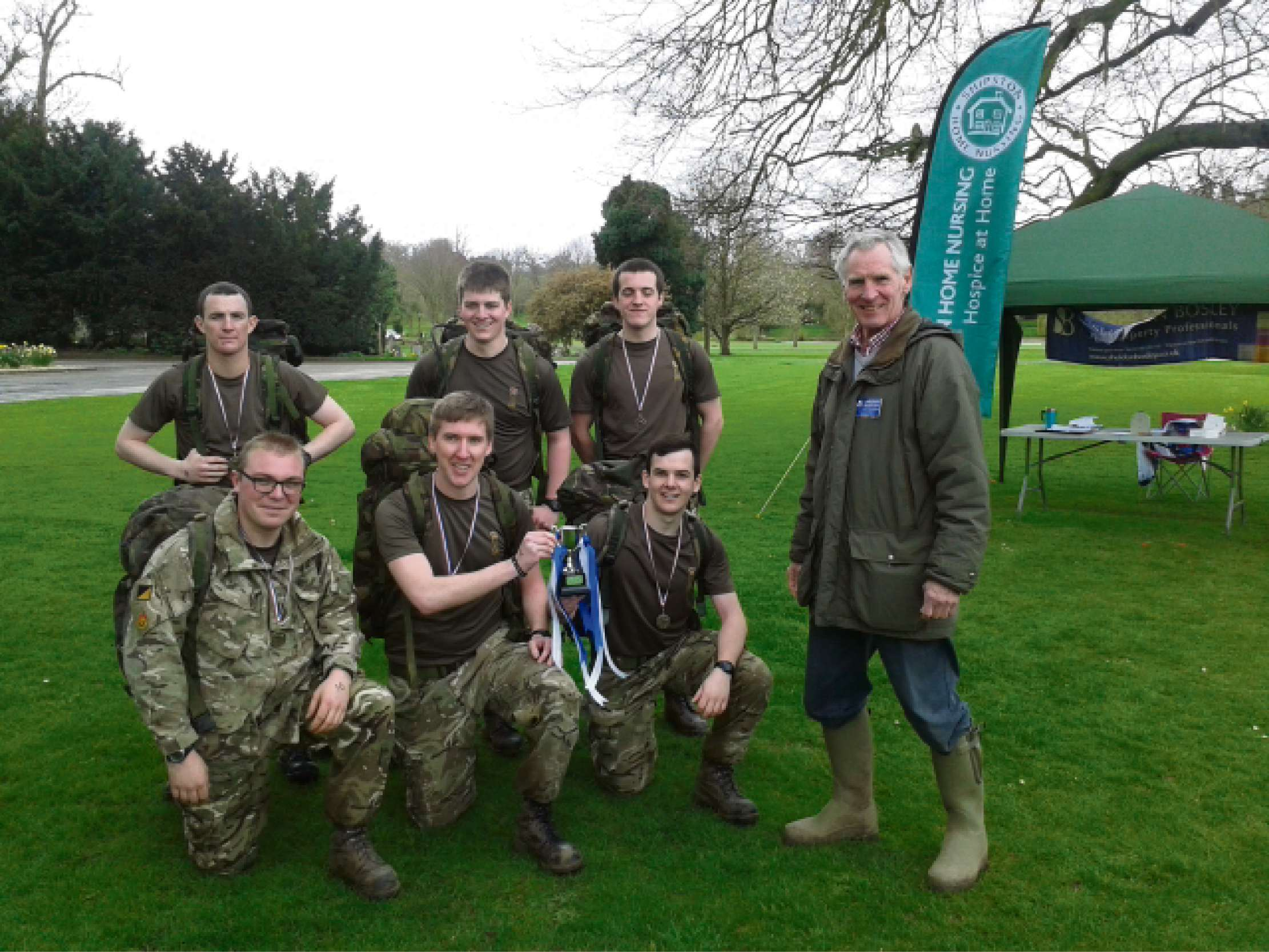 More than £1,500 raised at charity spring run