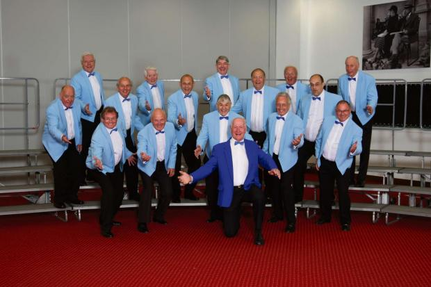 Cotswold Journal: WINNERS: Vale Harmony at the Barbershop Convention
