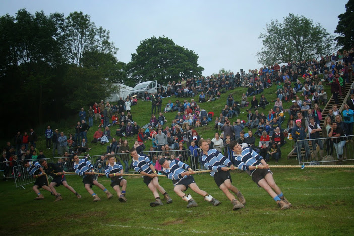 402nd Cotswold Olimpicks a hit with the crowds