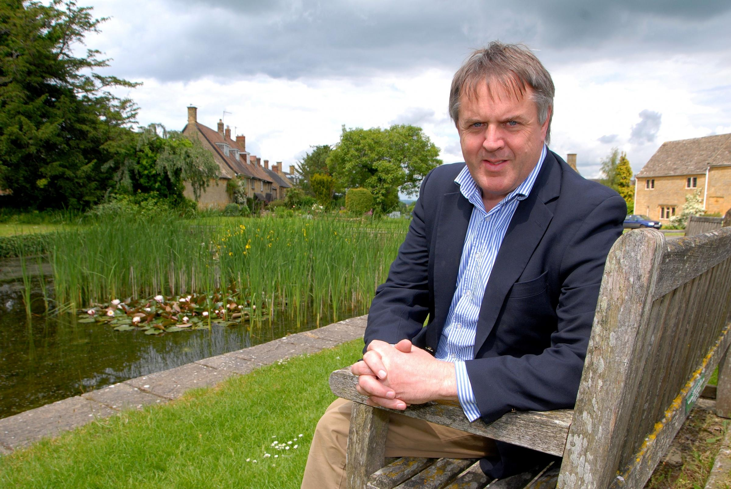Lynden Stowe, leader of Cotswold District Council, is calling for people to respond to the consultation