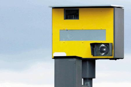 Alcester speed camera is UK's sixth busiest