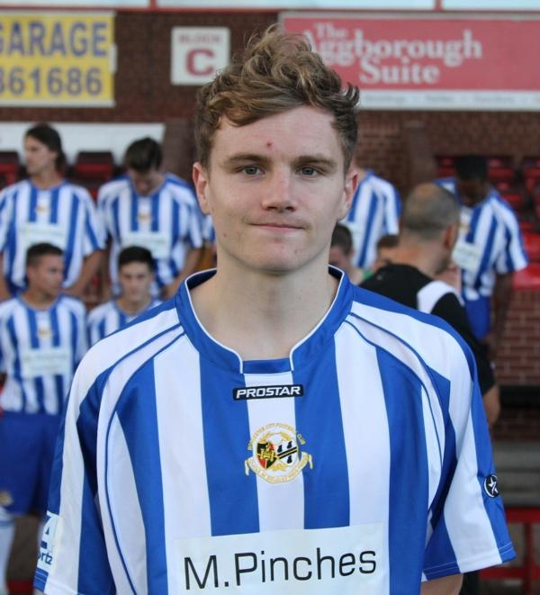 ETHAN MOORE: Has signed for Evesham United.
