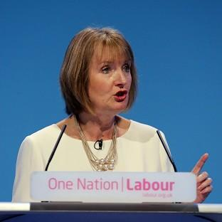 Harriet Harman is to highlight a