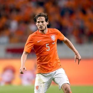 Daley Blind has joined Manchester United for