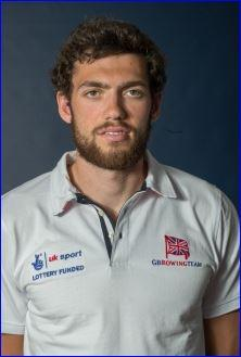WORLD GOLD: For Cotswold rower Matt Gotrel.