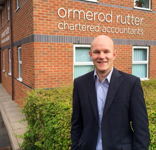 WARNING: Anthony Middleton of  Ormerod Rutter