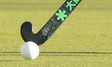 Women up to second in hockey league
