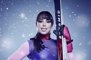 Beth Tweddle starts to walk by herself after undergoing neck surgery