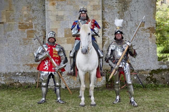 Richard III will be visiting Sudeley Castle again this summer.