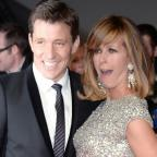 Cotswold Journal: Cheeky Ben Shephard pulled fully-clothed Kate Garraway into an ice bath on GMB