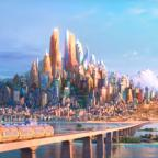 Cotswold Journal: Screenwriter to sue Disney 'for copying Zootopia'