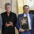 Cotswold Journal: Power Rangers creator Haim Saban hits out at Trump on Hollywood Walk of Fame