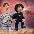 Cotswold Journal: Professor Brian Cox makes space for role in Postman Pat