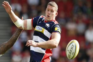 Bristol forward Ian Evans calls time on playing career due to knee injury