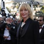 Cotswold Journal: Uma Thurman presides over Un Certain Regard prize ceremony at Cannes
