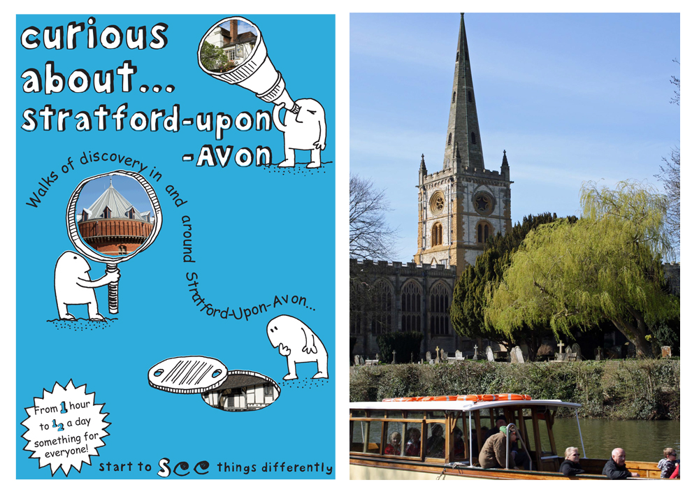 Curious About Stratford Upon Avon?