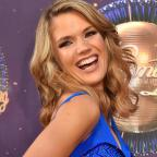 Cotswold Journal: Strictly's Charlotte Hawkins: I'll show more leg to distract from my moves (Matt Crossick/PA)