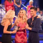 Cotswold Journal: Strictly stars deal with nerves and sleepless night ahead of first live show (Guy Levy/BBC/PA)