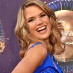 Cotswold Journal: Charlotte Hawkins: No Strictly 'Curse' for me – I'm happily married (Matt Crossick/PA)