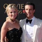 Cotswold Journal: Carley Stenson and Danny Mac attending the Olivier Awards (Chris J Ratclife/PA)