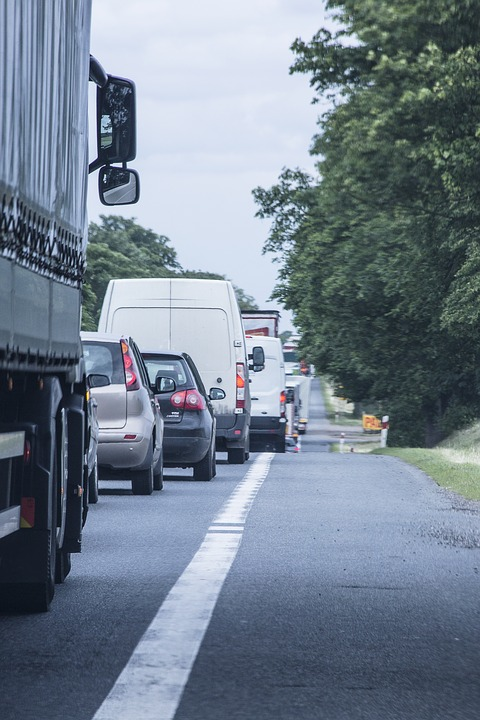 Avoid the rush hour hot-spots with our traffic update
