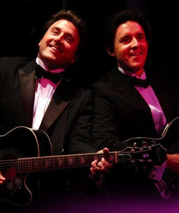 TRIBUTE: The Temple Brothers sing the hits of The Everly Brothers