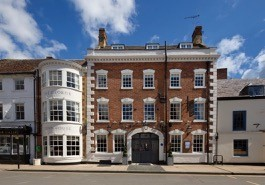 WINNER: The George Townhouse in Shipston.