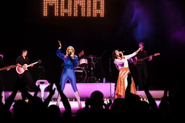 NOSTALGIA: With Abba Mania