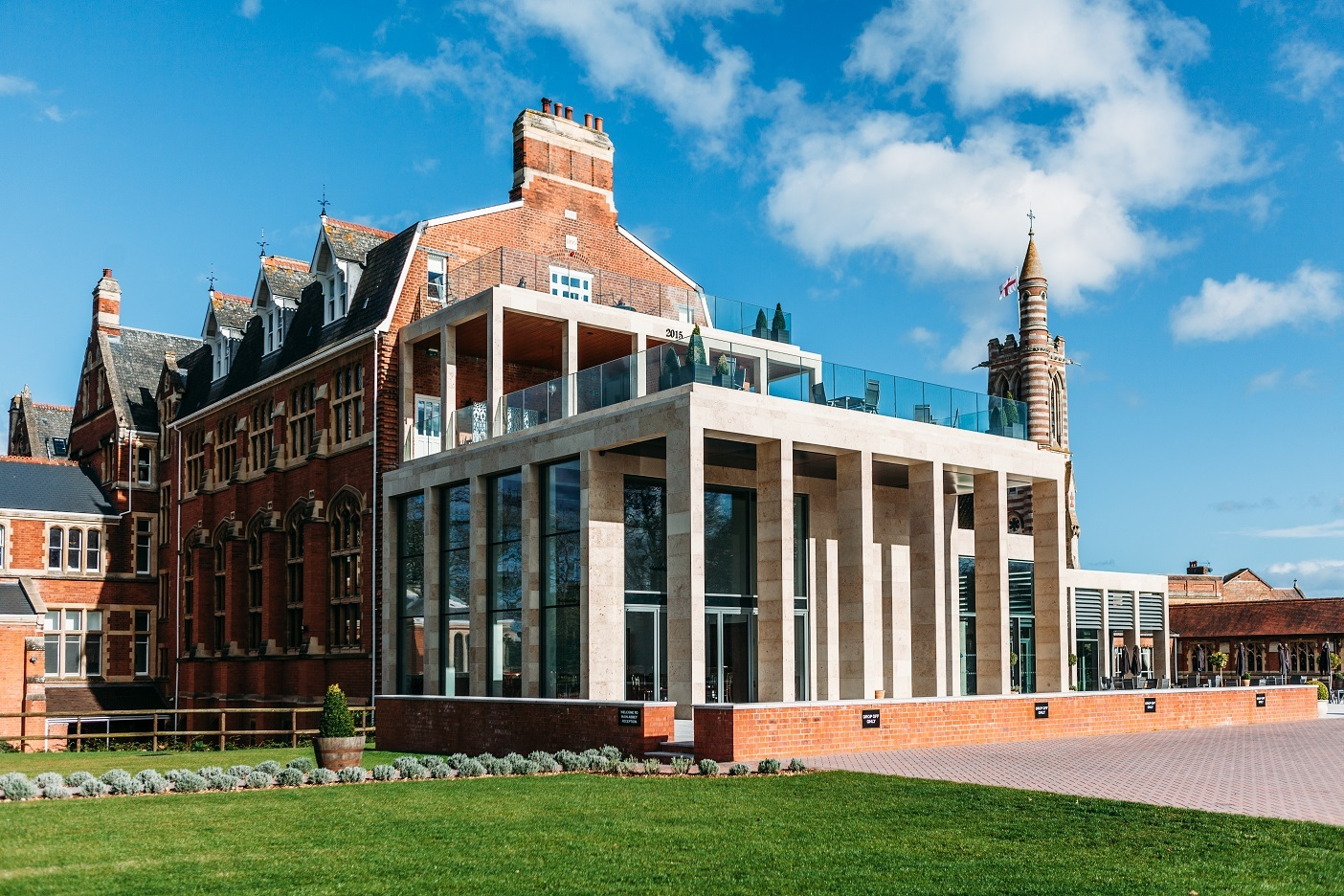 OPEN: Stanbrook Abbey is holding a family open day