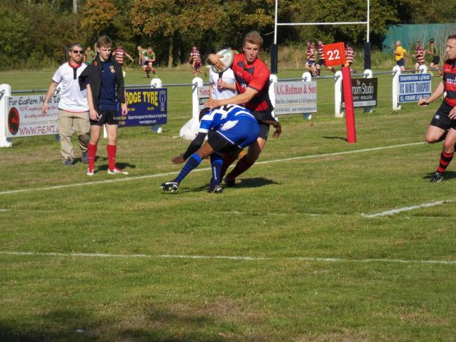 Rugby: Pershore 51 Coventrians 22