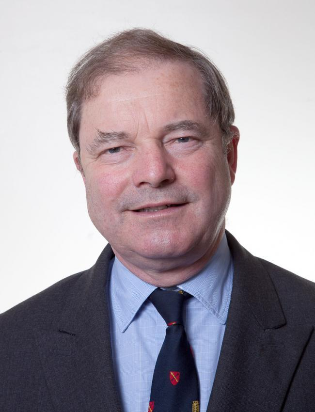 REFORM: Sir Geoffrey Clifton-Brown recently led an adjournment debate in the House of Commons on business rates reform