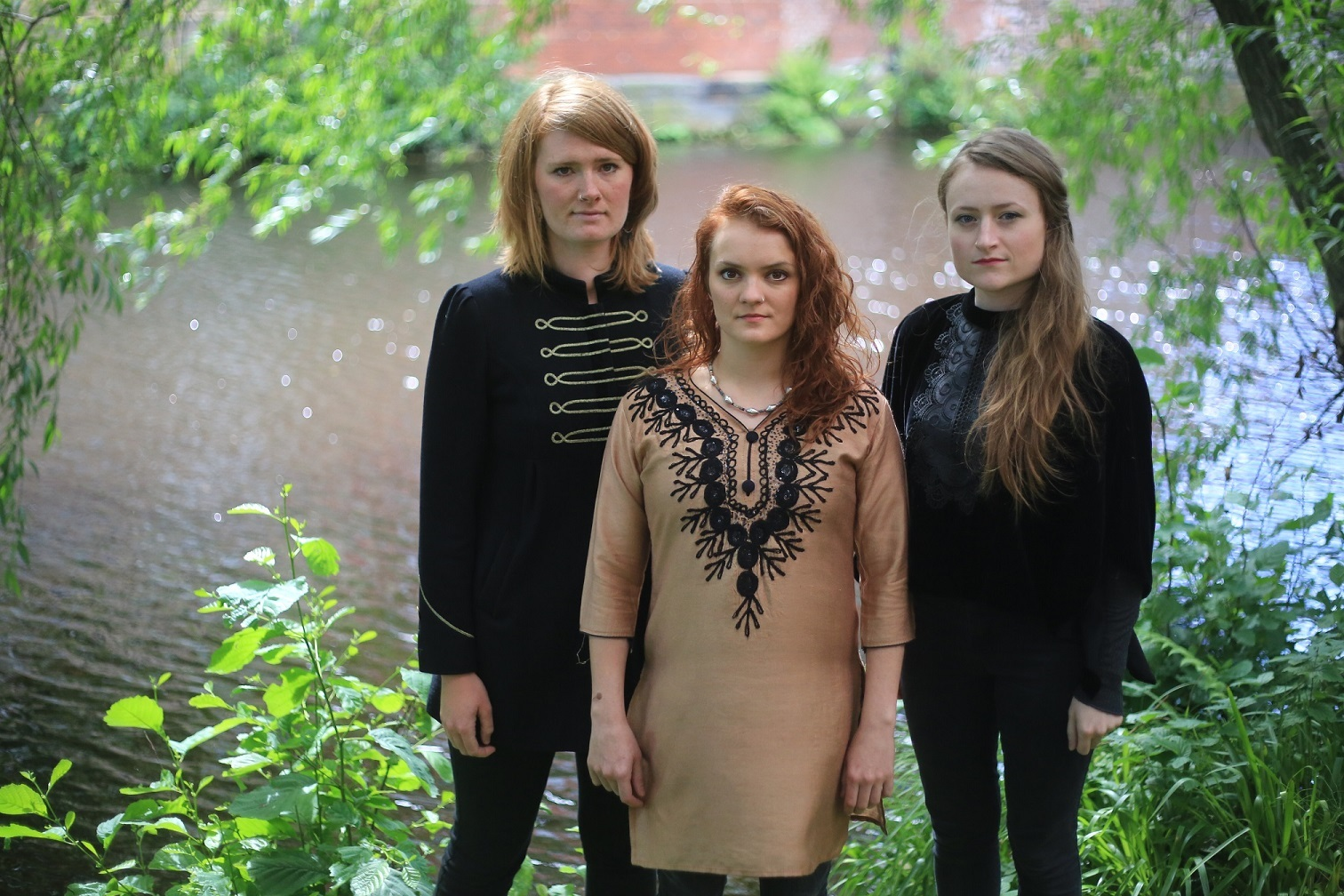 FOLK STARS: Lady Maisery are heading to Stratford