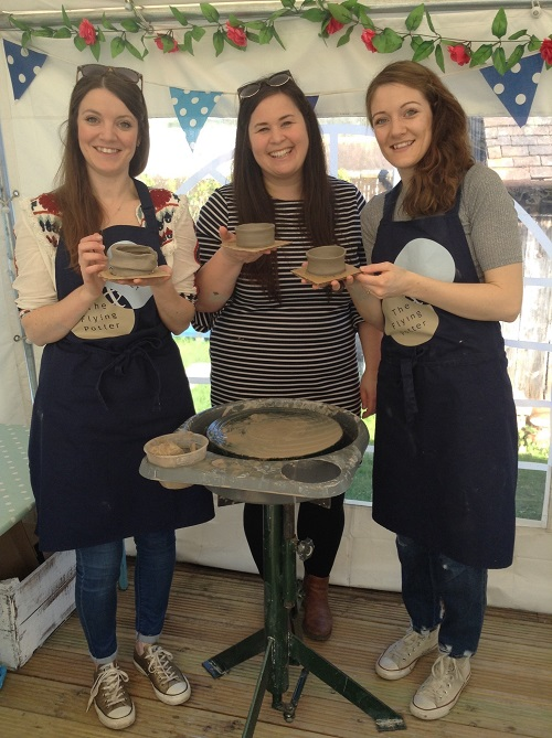 Potter's wheel one day course - Sat 8 Jun