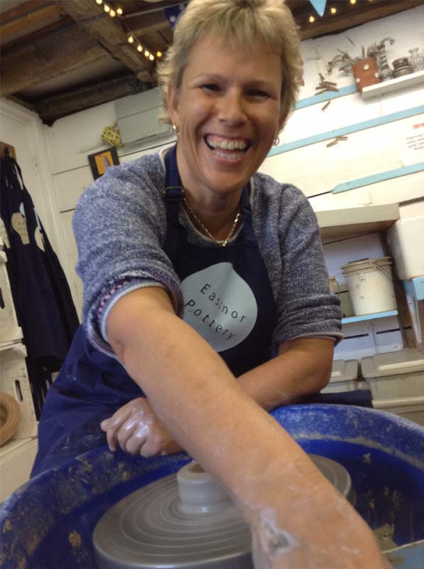 Potter's wheel one day course - Sat 6 Jul